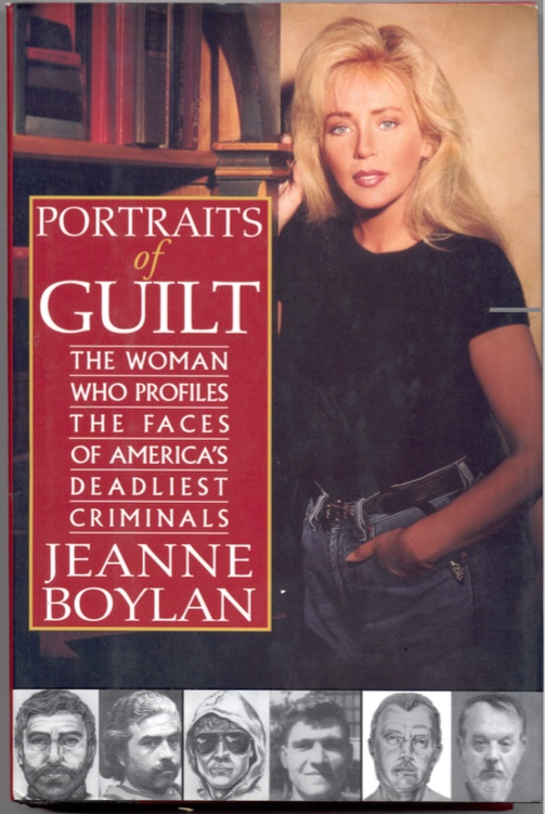Cover of Portraits of Guilt by Jeanne Boylan